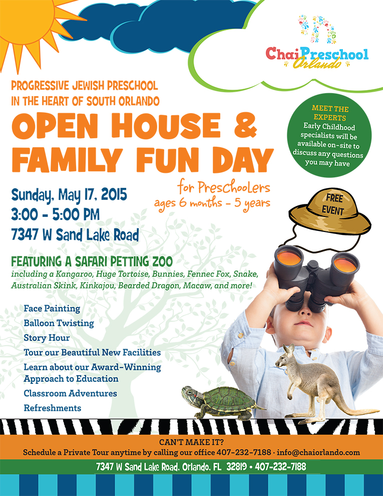Preschool Open House